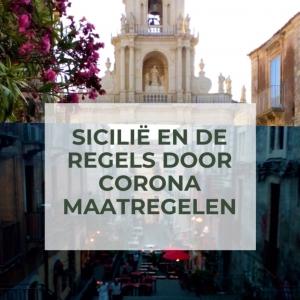 Sicilie corona regels